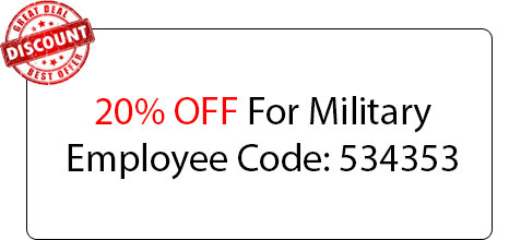 Military Employee Discount - Locksmith at West Chicago, IL - West Chicago Il Locksmith
